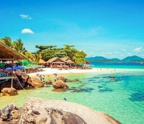 Остров Пхи Пхи и  острова Кхай