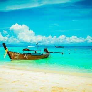 Три острова Кхай на 1 день на Пхукете