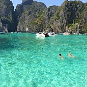 Экскурсия на Пхи Пхи и на 3 острова Кхай