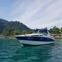 Bayliner 325 island Phi-Phi 2 day 1 night