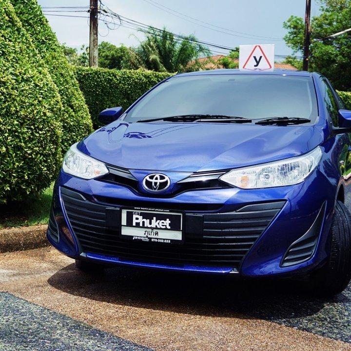 Driving school in Phuket