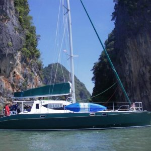 Sailing Cat 51