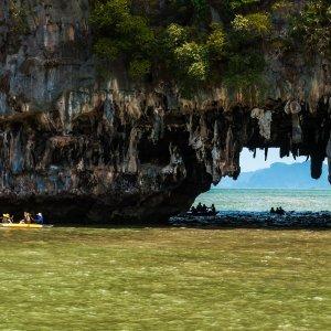 Экскурсия на остров Джеймса Бонда с Пхукета