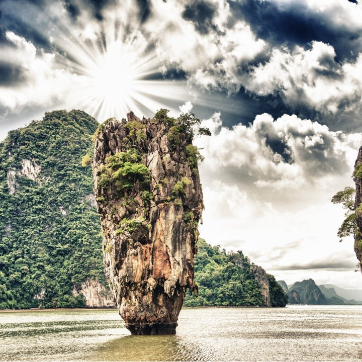 James Bond Islands