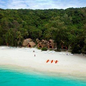 Коралловый рай