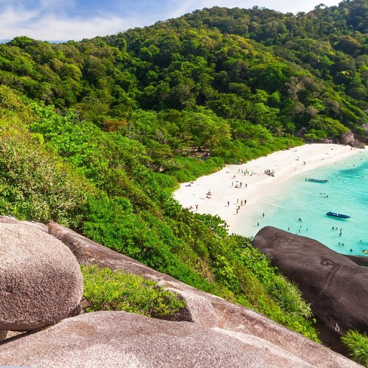 Симиланские острова экскурсия с Пхукета