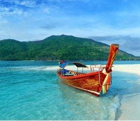 Острова Рок и Кха