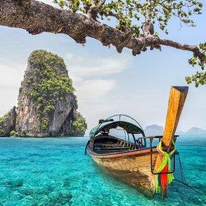 Экскурсия на остров Рок, Ха, Пхи Пхи на 2 дня