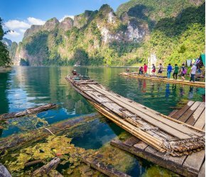 Khao Sok and Lake Cheo Lan 1 day