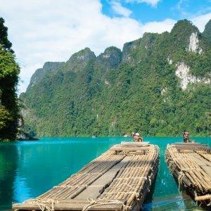 Озеро Чео Лан и Као Сок Пхукет на 1 день