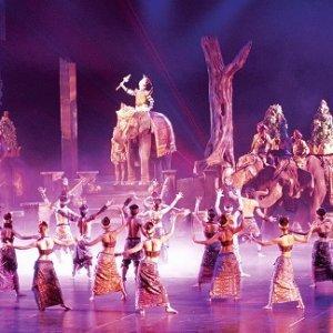 Шоу Фантазия на Пхукете | Fantasea show