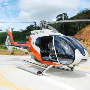 Полет на вертолете вокруг Пхукета