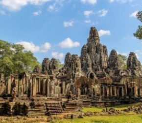 Cambodia, Siem reap 1 days 1 night