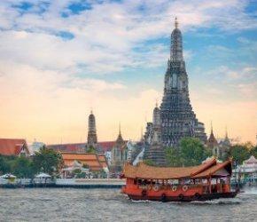 Экскурсия в Бангкок