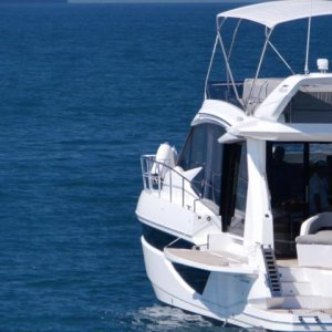 One day trip Galeon 460F