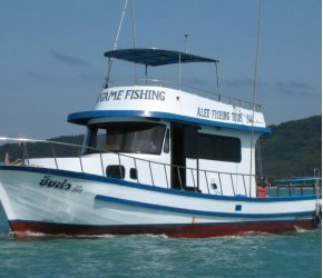 Sinraya charter Fishing