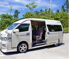Visarun to Malaysia (Penang). Bus tour. Hotel Continental
