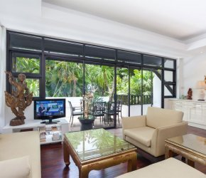 1 BR Garden Suite