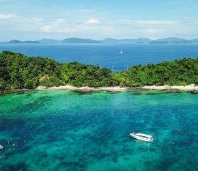 Экскурсия на остров Рача, Корал, Май Тхон (3 острова)