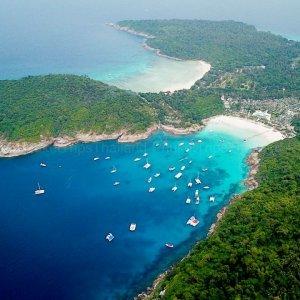 Экскурсия на остров Рача, Корал, Майтон (3 острова) за 1 день