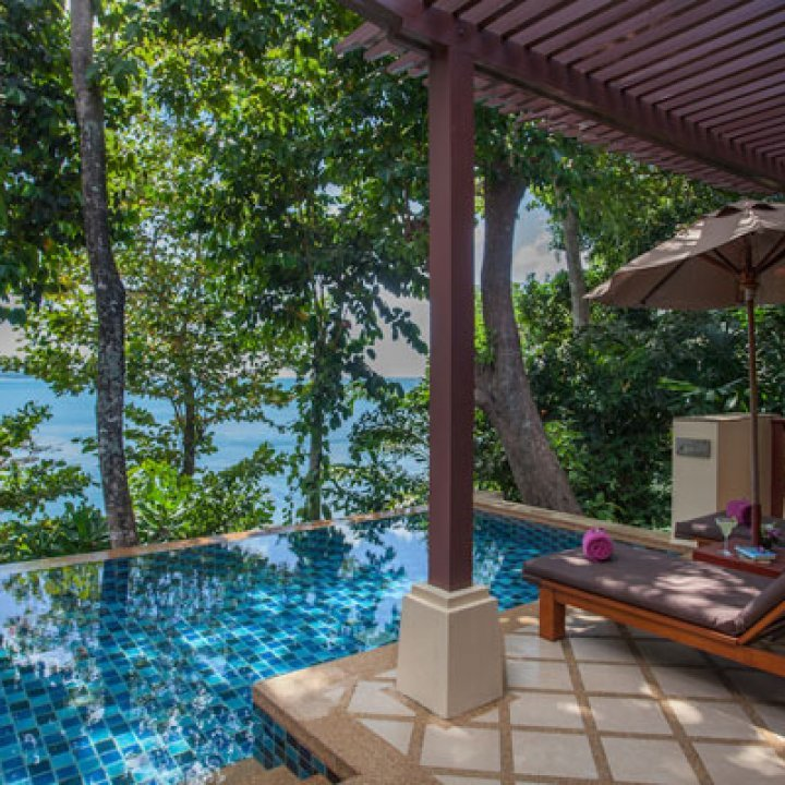 Ocean Private Pool Villa на Пхукете