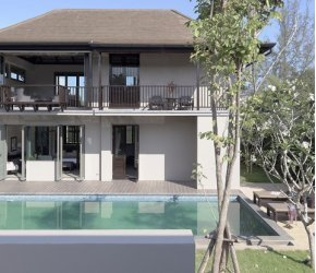 PHU1 villas with 3 and 4 bedrooms