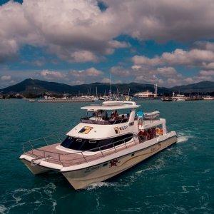 Catamaran 27 на Пхукете