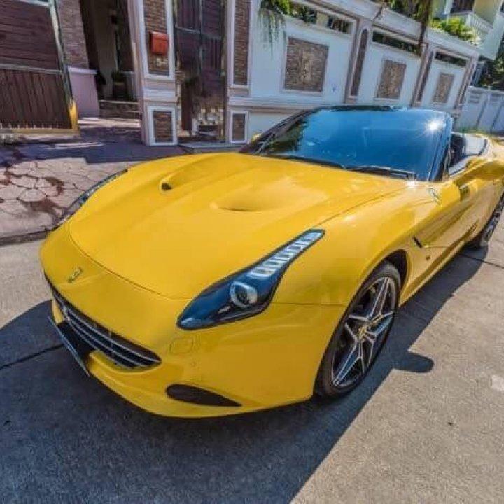 Ferrari California на Пхукете