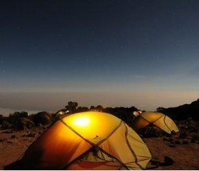 Остров Ко Рок на 2 дня | Ночь в палатках